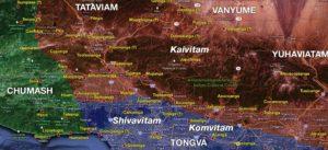 Tataviam tribe: map